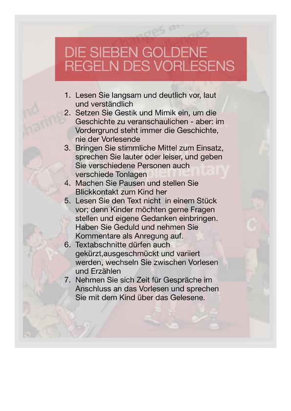Sieben Reihen Regel